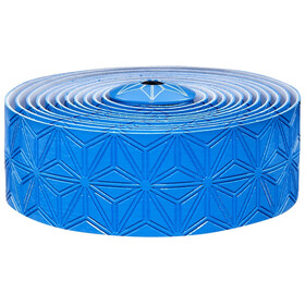 Supacaz Super Sticky Kush Rubans de cintre Starfade, neon blue